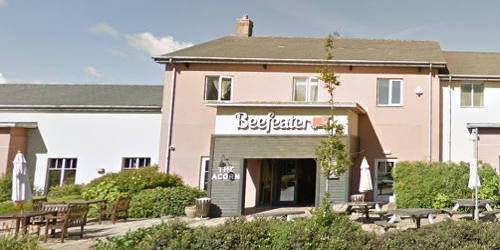 The Acorn Beefeater Image