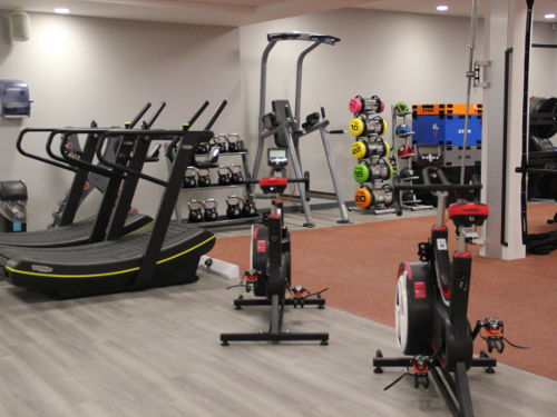 The Triangle Leisure Centre - Excercise Equipment