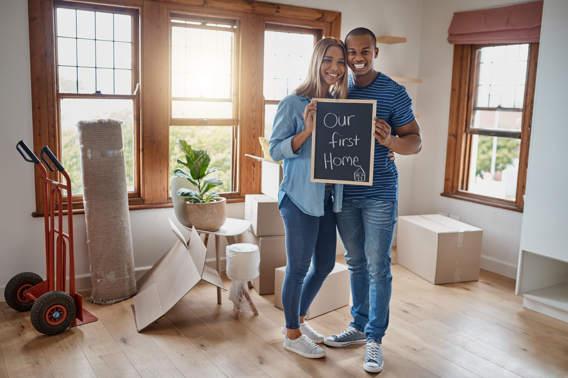 New First Time Buyer 95% Mortgages
