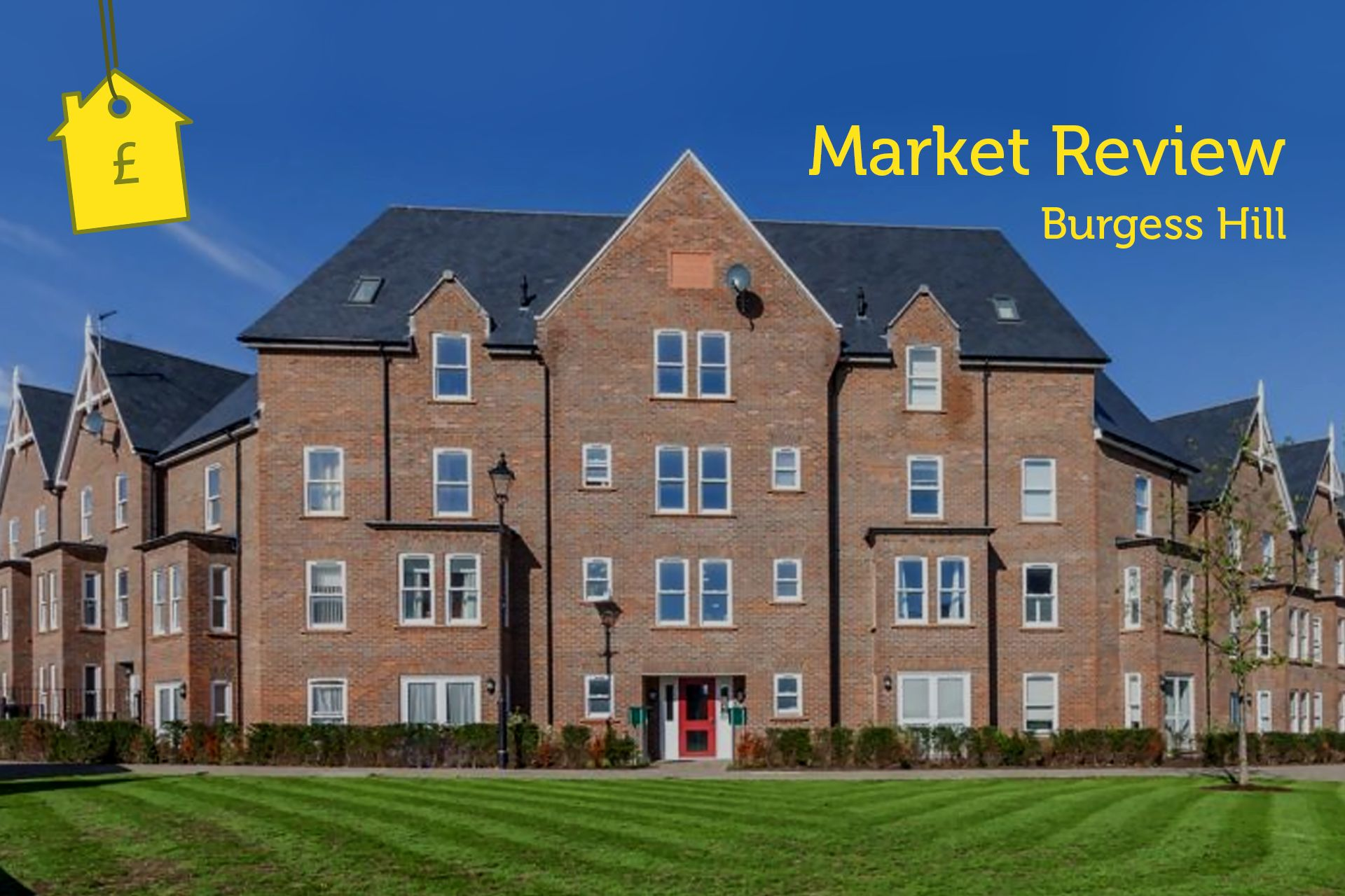 burgess hill and uk property market review